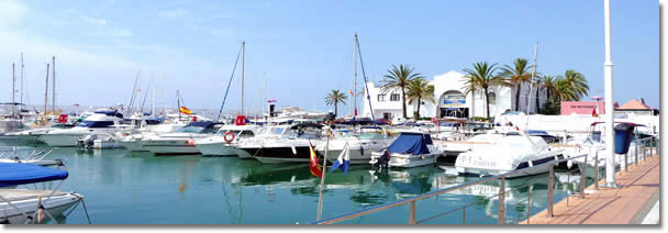 Marbella Marina - Rent In Marbella holidays with Rent In Marbella Villas and Apartments